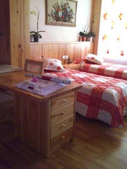 dormitorios y vestidores atrs